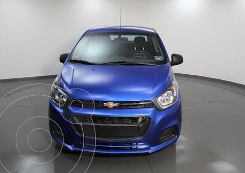 Chevrolet Beat Notchback LT Sedan usado (2020) color Azul Espacio precio $159,900