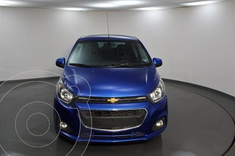 Chevrolet Beat Notchback LTZ usado (2020) color Azul Espacio precio $179,900