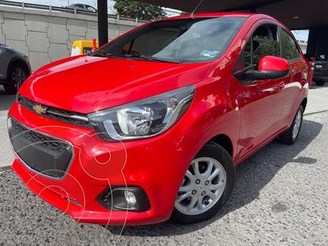 Chevrolet Beat Notchback LTZ usado (2020) color Rojo Granada precio $223,000