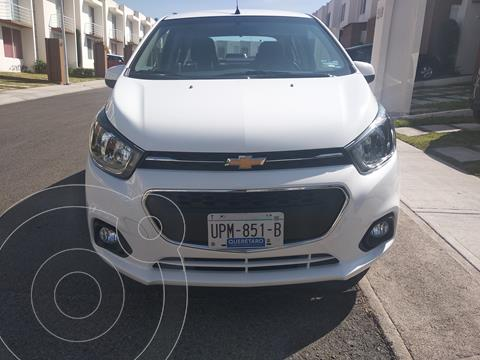 Chevrolet Beat Notchback LTZ Sedan usado (2020) color Blanco precio $195,000
