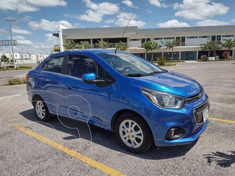 Chevrolet Beat Notchback LS Sedan usado (2019) color Azul precio $153,000