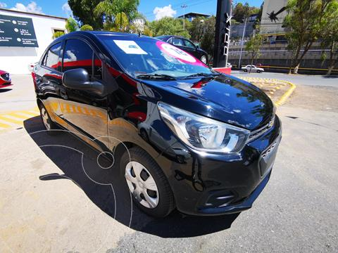 Chevrolet Beat Notchback LT Sedan usado (2018) color Negro precio $156,000