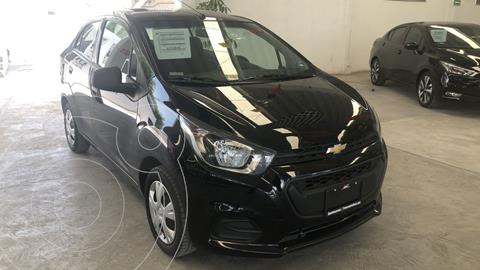 Chevrolet Beat Notchback LT Sedan usado (2020) color Negro financiado en mensualidades(enganche $51,698 mensualidades desde $3,855)