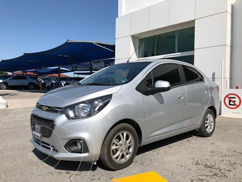 Chevrolet Beat Notchback LTZ Sedan usado (2020) color Plata Dorado precio $207,000