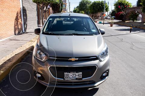 Chevrolet Beat Notchback LTZ usado (2019) color Gris Titanio precio $160,000