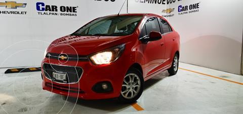 Chevrolet Beat Notchback LTZ usado (2020) color Rojo precio $215,000