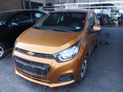 Chevrolet Beat Notchback LS usado (2020) color Naranja precio $155,000