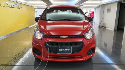 Chevrolet Beat Notchback LT Sedan usado (2019) color Rojo precio $149,000