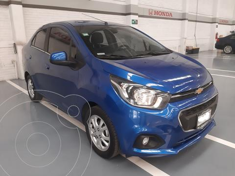 Chevrolet Beat Notchback LTZ Sedan usado (2020) color Azul Indigo precio $200,000