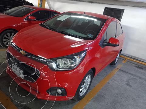 Chevrolet Beat Notchback LTZ Sedan usado (2019) color Rojo precio $181,000