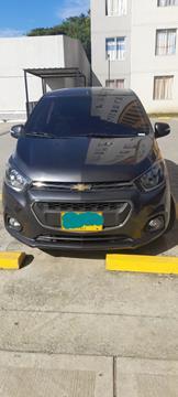 Chevrolet Beat LTZ usado (2019) color Gris Galapagos precio $34.500.000