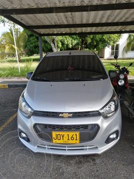 Chevrolet Beat LT  usado (2020) color Plata precio $34.500.000
