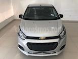 Foto venta Auto usado Chevrolet Beat LS Sedan (2018) color Plata Metalico precio $124,900