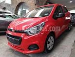 Foto venta Auto usado Chevrolet Beat LS Sedan (2019) color Rojo precio $145,900