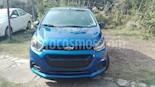 Foto venta Auto usado Chevrolet Beat LS (2018) color Azul Indigo precio $138,000