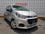 Foto venta Auto usado Chevrolet Beat LT Sedan (2019) color Plata Metalico precio $158,000