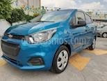 Foto venta Auto usado Chevrolet Beat LT Sedan (2019) color Azul precio $155,000