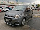 Foto venta Auto usado Chevrolet Beat LT (2018) color Gris Titanio precio $130,000