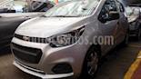 Foto venta Auto usado Chevrolet Beat LT (2019) color Plata precio $133,900