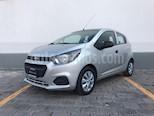 Foto venta Auto usado Chevrolet Beat LT (2018) color Plata Metalico precio $155,000