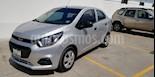 Foto venta Auto usado Chevrolet Beat LT (2018) color Plata Metalico precio $150,000