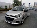 Foto venta Auto usado Chevrolet Beat LT (2018) color Plata precio $133,000