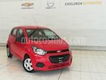 Foto venta Auto usado Chevrolet Beat LT (2018) color Rojo precio $145,000