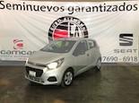 Foto venta Auto usado Chevrolet Beat LT (2018) color Plata Metalico precio $145,000
