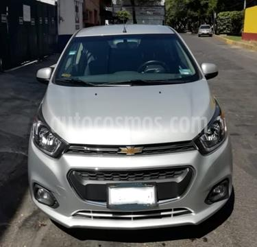 Chevrolet Beat Notchback LTZ Sedan usado (2019) color Plata Metalico precio $170,000