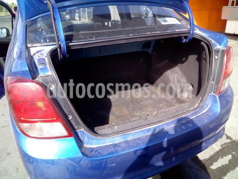 Chevrolet Beat Notchback LT Sedan usado (2018) color Azul Denim precio $120,000