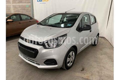 Chevrolet Beat Hatchback LT usado (2020) color Plata Dorado precio $142,900