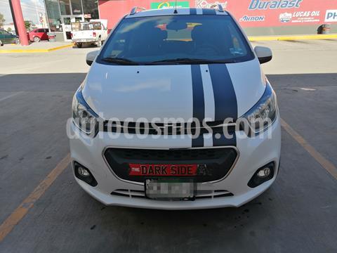 Chevrolet Beat Hatchback LTZ usado (2019) color Blanco precio $150,000
