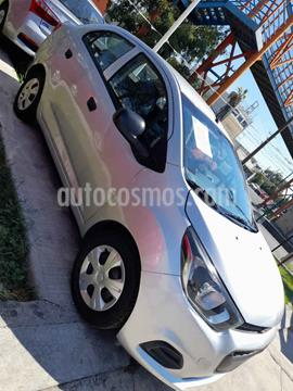 Chevrolet Beat Notchback LT Sedan usado (2018) color Plata precio $144,000