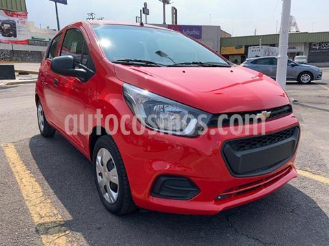 Chevrolet Beat Hatchback LT usado (2020) color Rojo precio $148,000