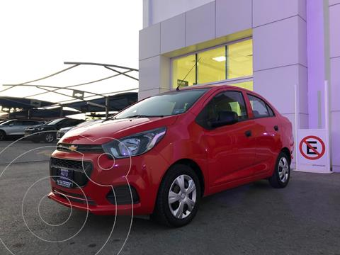 Chevrolet Beat Notchback LS Sedan usado (2019) color Rojo precio $150,000