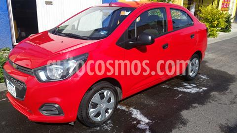 Chevrolet Beat Notchback LT Sedan usado (2019) color Rojo precio $137,000