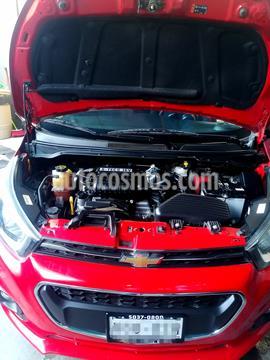 Chevrolet Beat Hatchback LTZ usado (2018) color Rojo precio $128,000