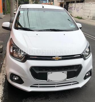 Chevrolet Beat Notchback LTZ Sedan usado (2018) color Blanco precio $147,000