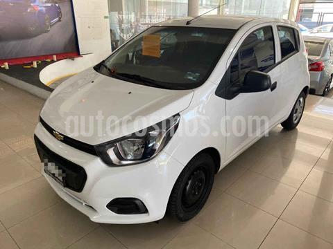 Chevrolet Beat Hatchback LT usado (2019) color Blanco precio $149,900