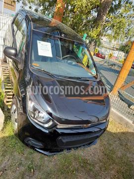 Chevrolet Beat Notchback LT Sedan usado (2020) color Negro precio $159,900