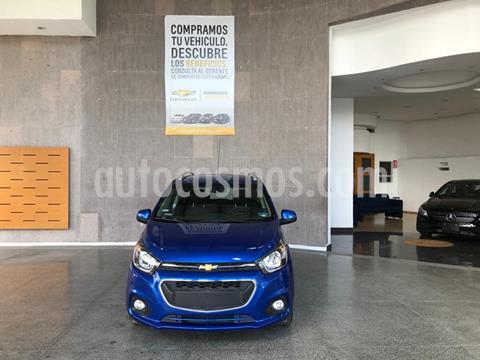Chevrolet Beat Hatchback LTZ usado (2019) color Azul precio $179,000