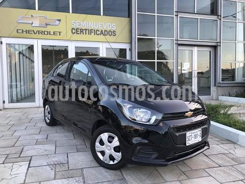 Chevrolet Beat Notchback LT Sedan usado (2019) color Negro precio $160,000