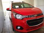 Chevrolet Beat Hatchback LTZ usado (2020) color Rojo precio $175,000