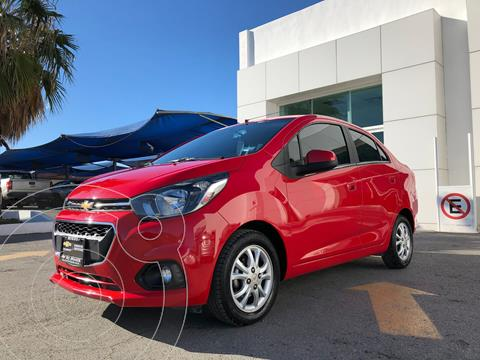 Chevrolet Beat Notchback LTZ Sedan usado (2018) color Rojo precio $190,000