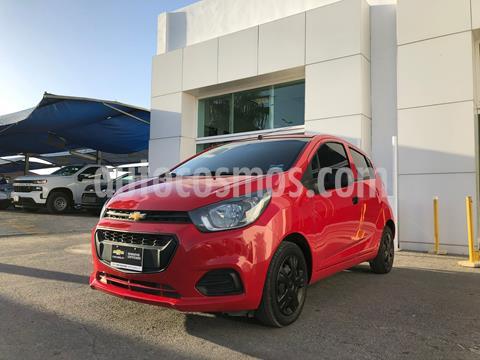 Chevrolet Beat Hatchback LT usado (2018) color Rojo precio $140,000