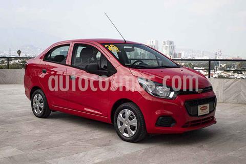Chevrolet Beat Hatchback Version usado (2020) color Rojo precio $169,700