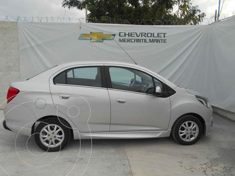 OfertaChevrolet Beat Hatchback LTZ nuevo color Plata precio $221,300