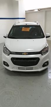Chevrolet Beat Hatchback LTZ usado (2018) color Blanco precio $158,000