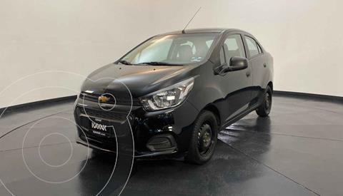 Chevrolet Beat Notchback LS Sedan usado (2018) color Negro precio $154,999