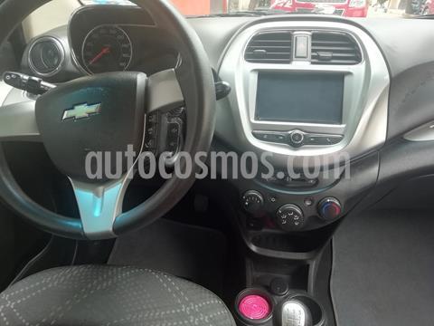 Chevrolet Beat Hatchback LTZ usado (2019) color Gris precio $105,000
